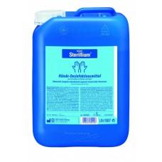 Стериллиум - средство для дезинфекции рук, канистра, 5 л